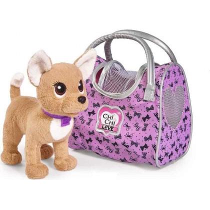 Simba 5893124 Собачка Chi Chi Love Путешественница с сумочкой
