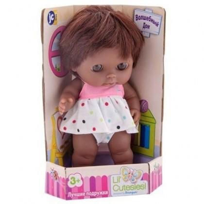 Кукла JC Toys 16943 Пупс Lil Cutisies Афроамериканка