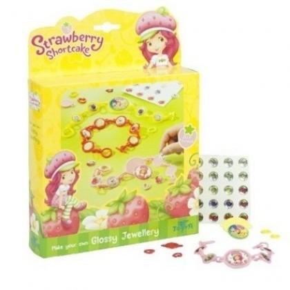 Набор для творчества Totum 430013 Strawberry Блестящие украшения