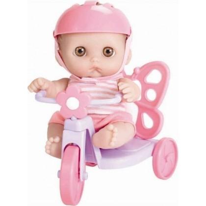 Кукла JC Toys 16978 Пупс Давай кататься