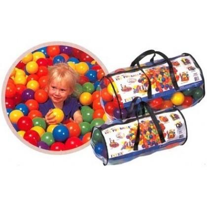 Бассейны и аксессуары Intex 49600 Мячики для сухого бассейна