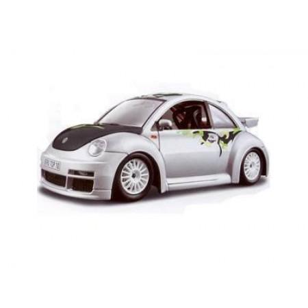 Металлическая модель BBurago 18 22057 Bijoux Volkswagen New Beetle Cup