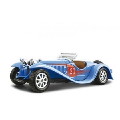 Металлическая модель BBurago 18 22027 Bijoux Bugatti Type 55