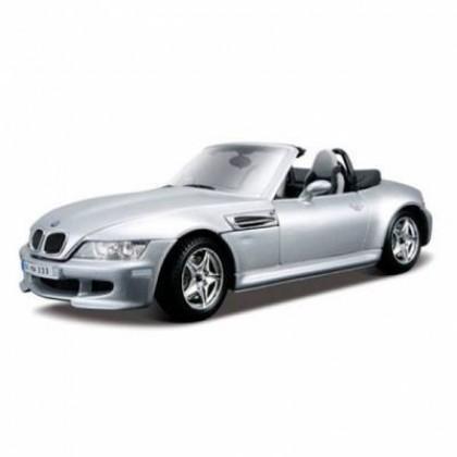 Металлическая модель BBurago 18 22030 Bijoux BMW M Roadster