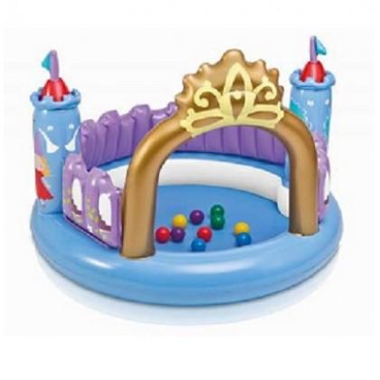 Intex 48669 Бассейн надувной Волшебный замок