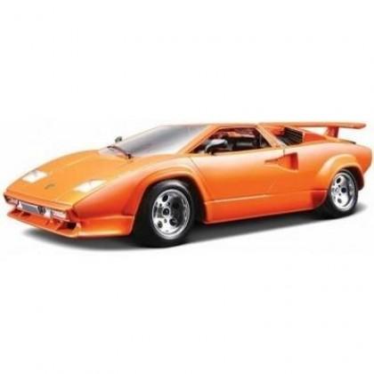 Металлическая модель BBurago 18 22087 Bijoux Lamborghini Countach 5000