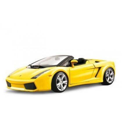 Металлическая модель BBurago 18 12016 Gold Lamborghini Gallardo