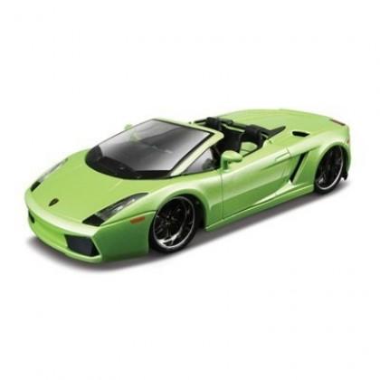 Металлическая модель BBurago 18 42001 Tuners  Lamborghini Gallardo