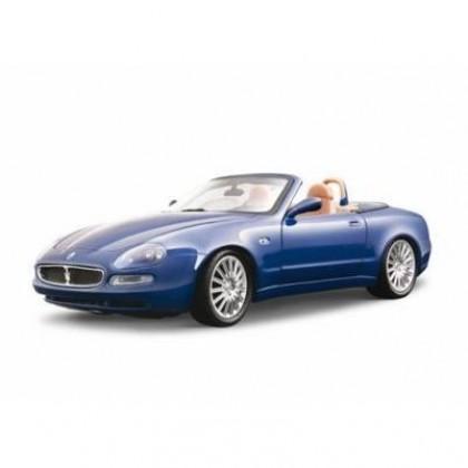 Металлическая модель BBurago 18 12019 Gold Maserati GT spyder