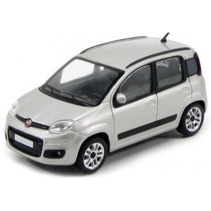 Металлическая модель BBurago 18 22123 Bijoux Fiat Nuova Panda