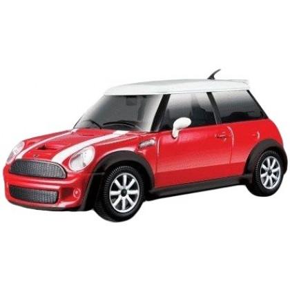 BBurago 18 22124 Металлическая модель Mini Cooper S
