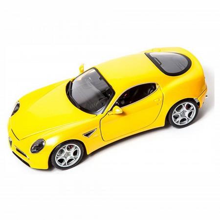 BBurago 18 12077 Металлическая модель Alfa 8C Competizione