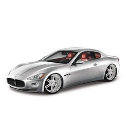 Металлическая модель BBurago 18 42010 Tuners Maserati Gran Tourismo
