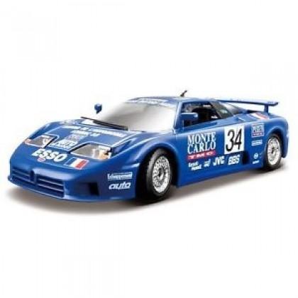 BBurago 18 28010 Race Bugatti EB110