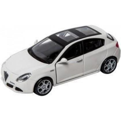 Металлическая модель BBurago 18 43030 Street Fire Alfa Romeo Giulietta