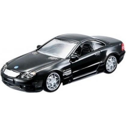 Металлическая модель BBurago 18 59008 Mercedes Benz  SL 55