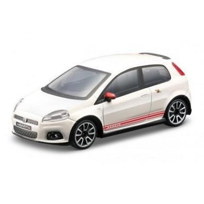Металлическая модель BBurago 18 30198 Street Fire Fiat Grande Punto