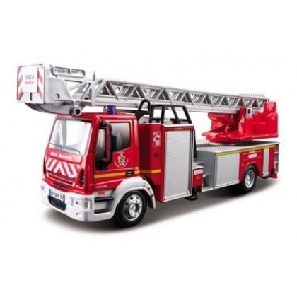 Металлическая модель BBurago 18 32001 Iveco Magirus 150 E 28