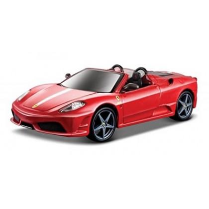 BBurago 18 44018 Ferrari Scuderia Spider 16M
