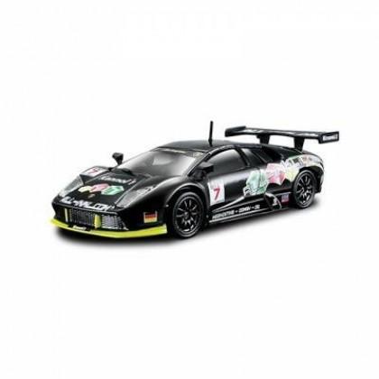 Металлическая модель Bburago 18 38002 Race Lamborghini Murcielago FIA GT