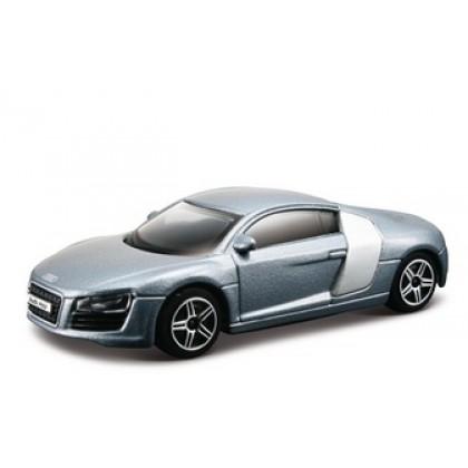 Металлическая модель BBurago 18 30158 Street Fire Audi R8