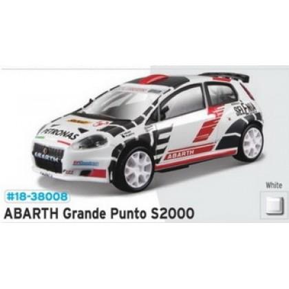 Bburago 18 38008 Race Abarth Grande Punto