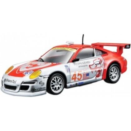 Металлическая модель Bburago 18 38003 Race Porsche 911 GT3 RSR