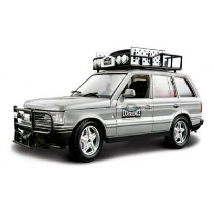 Сборная модель BBurago 18 25029 Range Rover Safari