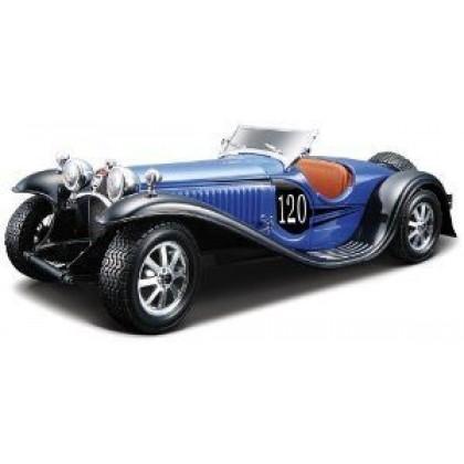 Сборная модель BBurago 18 25035 Bugatti Type 55
