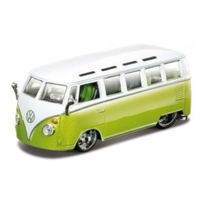 Сборная модель BBurago 18 45005 Volkswagen Van Samba