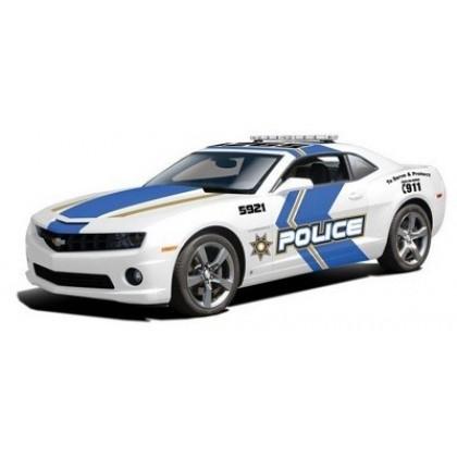Коллекционная модель Maisto 31161 Chevrolet Camaro RS Police