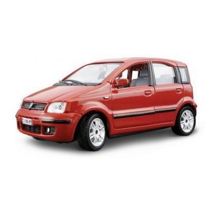 Сборная модель BBurago 18 25042 Fiat Nuova Panda
