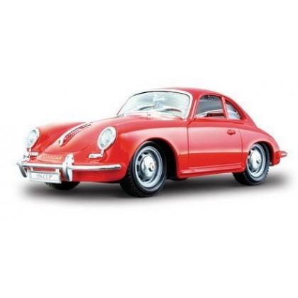 Сборная модель BBurago 18 25056 Porsche 356B Coupe