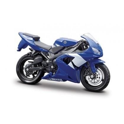 Сборная модель BBurago 18 55007 Мотоцикл Yamaha YCF R1