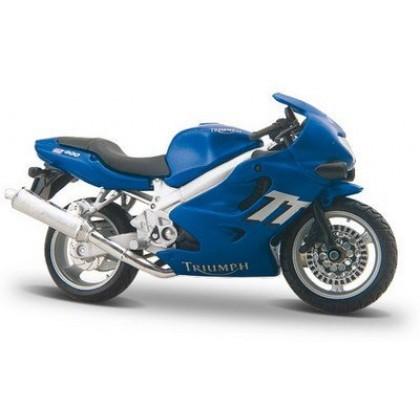Сборная модель BBurago 18 55004 Мотоцикл Triumph TT600