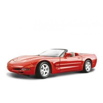 Сборная модель BBurago 18 25040 Chevrolet Corvette Convertible