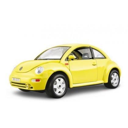 Сборная модель BBurago 18 25041 Volkswagen New Beetle