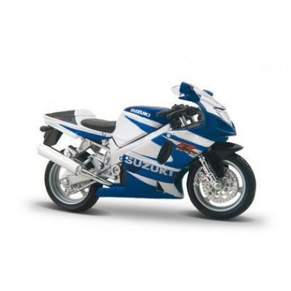 Сборная модель BBurago 18 55002 Мотоцикл Suzuki GSX R750