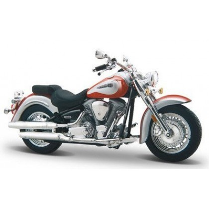 Сборная модель BBurago 18 55003 Мотоцикл Yamaha Road Star