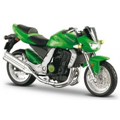 Сборная модель BBurago 18 55005 Мотоцикл Kawasaki Z1000