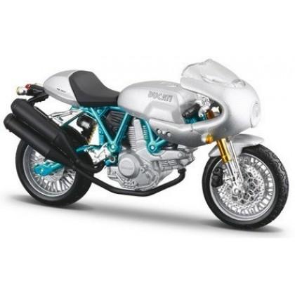 Сборная модель BBurago 18 55006 Мотоцикл Ducati Paul Smart 1000LE