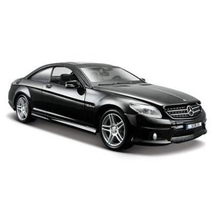 Коллекционная модель MAISTO 31297 Mercedes Benz CL 63 AMG