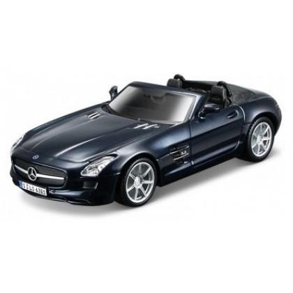 Сборная модель BBurago 18 45135 Mercedes Benz SLS AMG