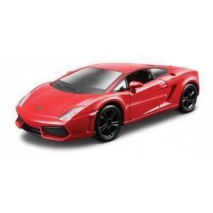 Сборная модель BBurago 18 45128 Lamborghini Gallardo