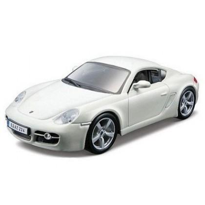 Сборная модель BBurago 18 45113 Porsche Cayman S