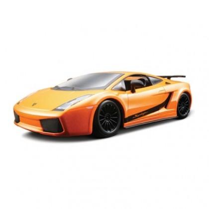 Сборная модель BBurago 18 25089 Lamborghini Gallardo Superleggera