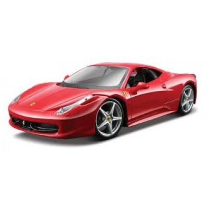 Сборная модель Maisto 39113 Ferrari 458 Italia