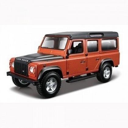 Сборная модель BBurago 18 45127 Land Rover Defender