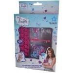 Crazy Loom P71484 1 Цветные резиночки Виолетта
