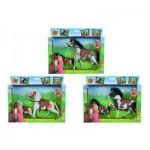 Simba 4325615 Лошадка с жеребёнком